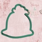 Toy sack cookie cutter