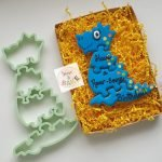 4 Piece Dragon/Dinosaur Jigsaw Set