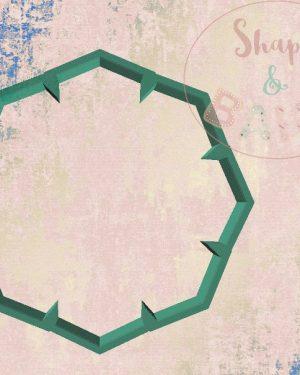 Islamic pattern 2 cookie cutter