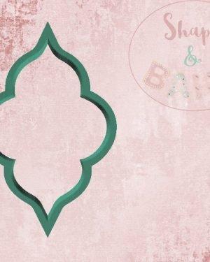 Islamic pattern 4 cookie cutter