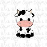 Full cow cookie cutter