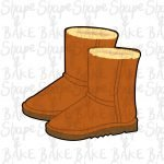 Boots cookie cutter