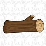 Log cookie cutter