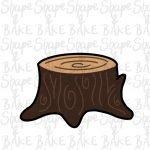 Stump cookie cutter