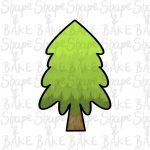 Tree 1 cookie cutter