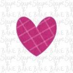 Heart 2 cookie cutter