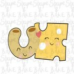 Macoroni & Cheese cookie cutter