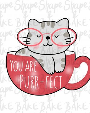 You are purr-fect cookie cutter