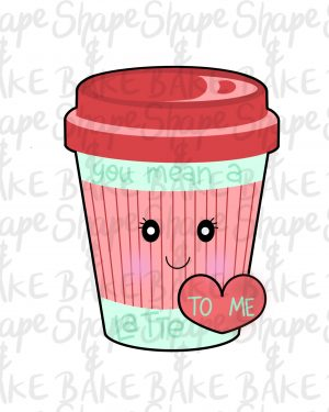 You mean a latte to me cookie cutter