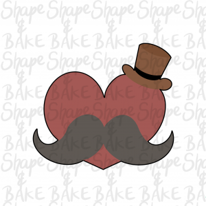 Moustache_and_hat_heart