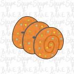 Sleeping bag cookie cutter