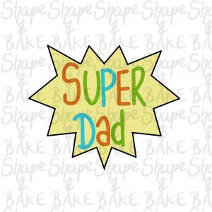 Super_ dad_plaque