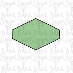 Plaque 20 cookie cutter