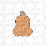 Pumpkin 5 cookie cutter